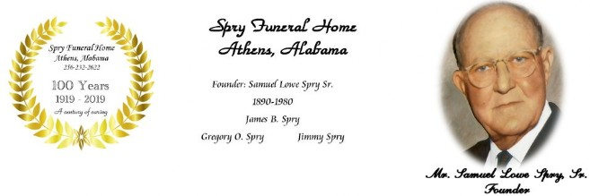 Charles Ray Higgins - Spry Funeral Home
